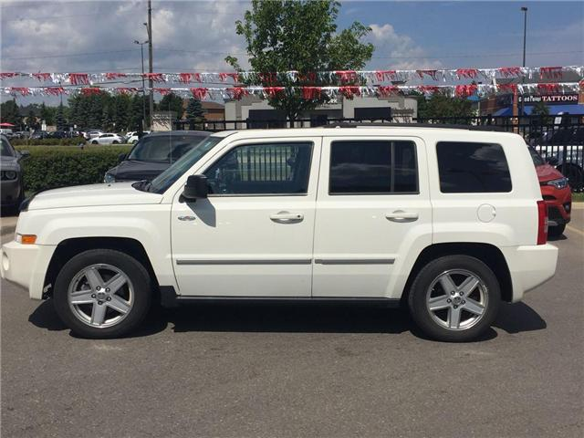 2010 Jeep Patriot Sport/North (Stk: 1807345) in Waterloo - Image 2 of 2