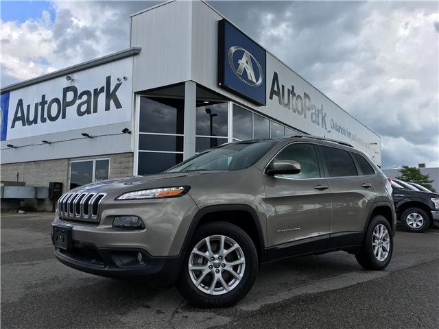 2017 Jeep Cherokee North (Stk: 17-51243MB) in Barrie - Image 1 of 27