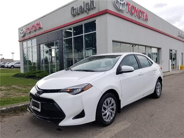 2017 Toyota Corolla LE (Stk: U00932) in Guelph - Image 1 of 25