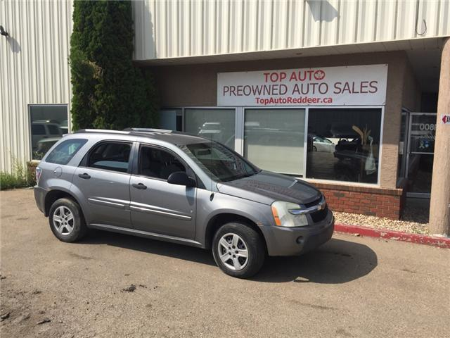 2006 Chevrolet Equinox LS (Stk: ) In Red Deer   Image 1 Of 12 ...