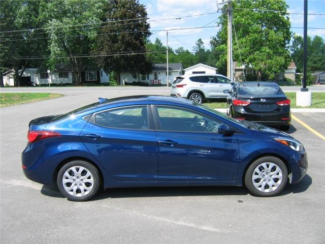 2016 Hyundai Elantra  (Stk: R8018A) in Brockville - Image 4 of 11