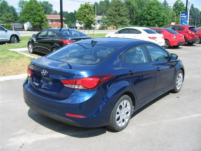 2016 Hyundai Elantra  (Stk: R8018A) in Brockville - Image 5 of 11