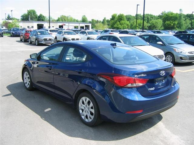 2016 Hyundai Elantra  (Stk: R8018A) in Brockville - Image 7 of 11