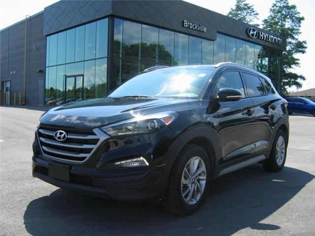 2017 Hyundai Tucson  (Stk: P7007) in Brockville - Image 1 of 12