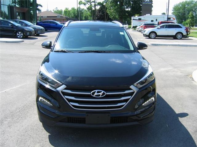 2017 Hyundai Tucson  (Stk: P7007) in Brockville - Image 2 of 12