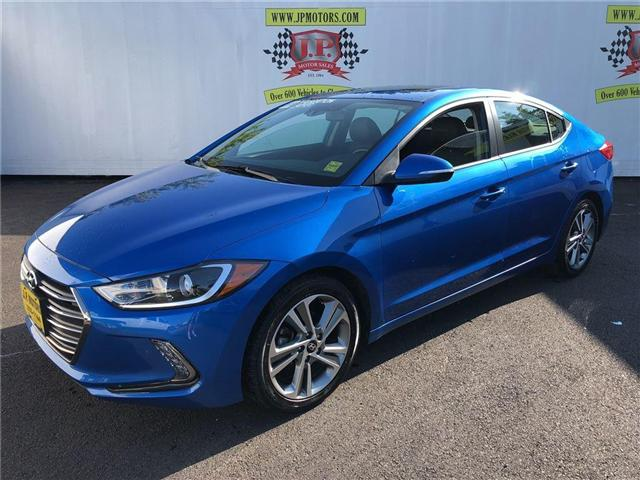 2018 Hyundai Elantra Limited (Stk: 44950) in Burlington - Image 1 of 26