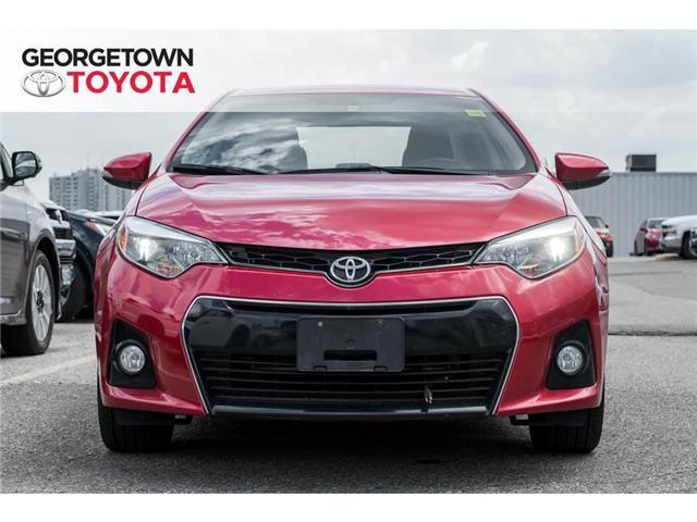 2015 Toyota Corolla  (Stk: 15-76067) in Georgetown - Image 2 of 20