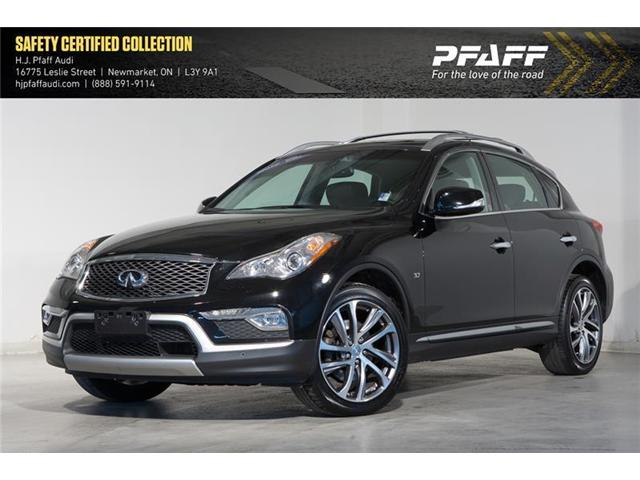 2016 Infiniti QX50 Base (Stk: 52902A) in Newmarket - Image 1 of 18