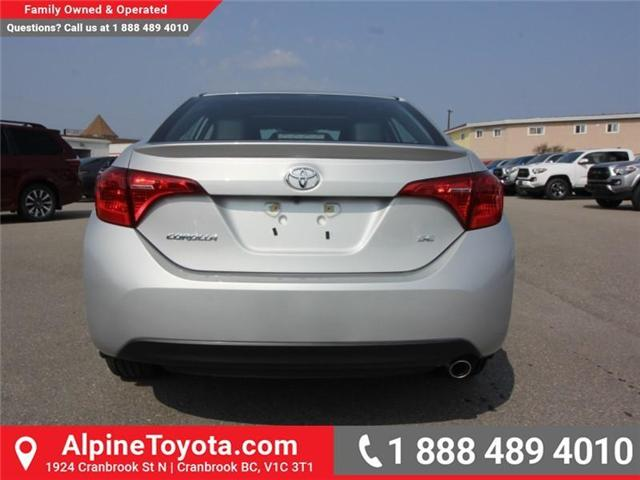 2019 Toyota Corolla SE (Stk: C132187) in Cranbrook - Image 4 of 17