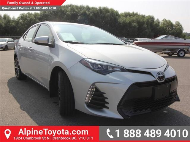 2019 Toyota Corolla SE (Stk: C132187) in Cranbrook - Image 6 of 17