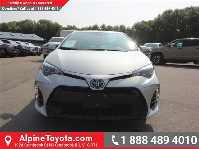 2019 Toyota Corolla SE (Stk: C132187) in Cranbrook - Image 7 of 17