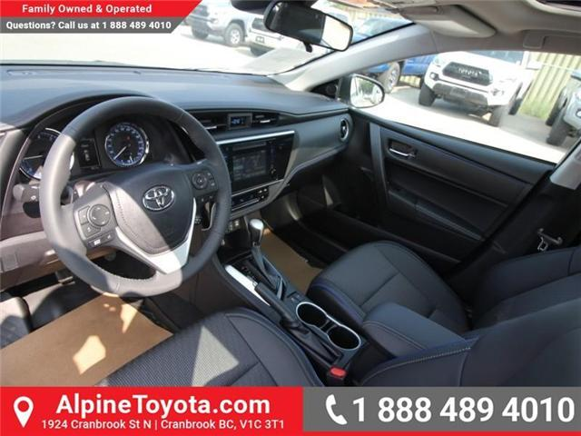 2019 Toyota Corolla SE (Stk: C132187) in Cranbrook - Image 8 of 17