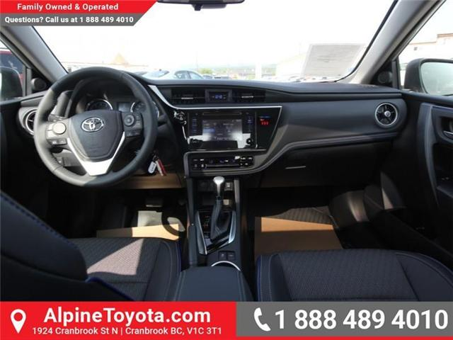 2019 Toyota Corolla SE (Stk: C132187) in Cranbrook - Image 9 of 17