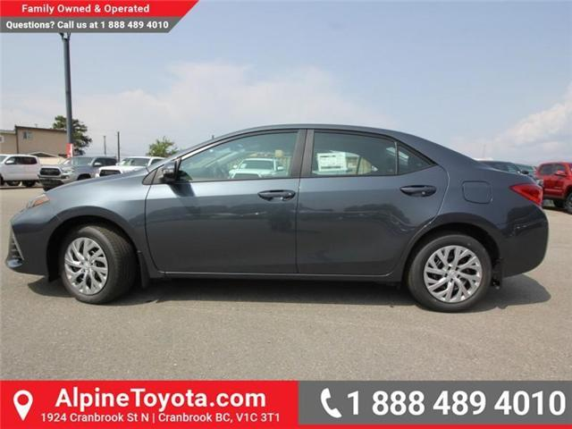 2019 Toyota Corolla SE (Stk: C138687) in Cranbrook - Image 2 of 16