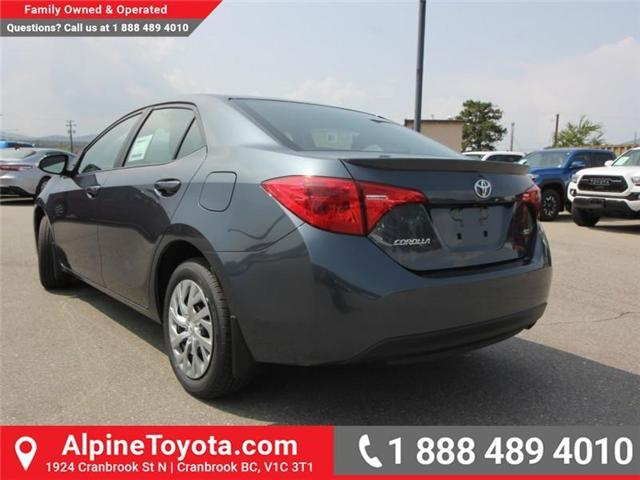 2019 Toyota Corolla SE (Stk: C138687) in Cranbrook - Image 3 of 16
