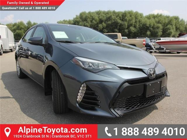 2019 Toyota Corolla SE (Stk: C138687) in Cranbrook - Image 7 of 16