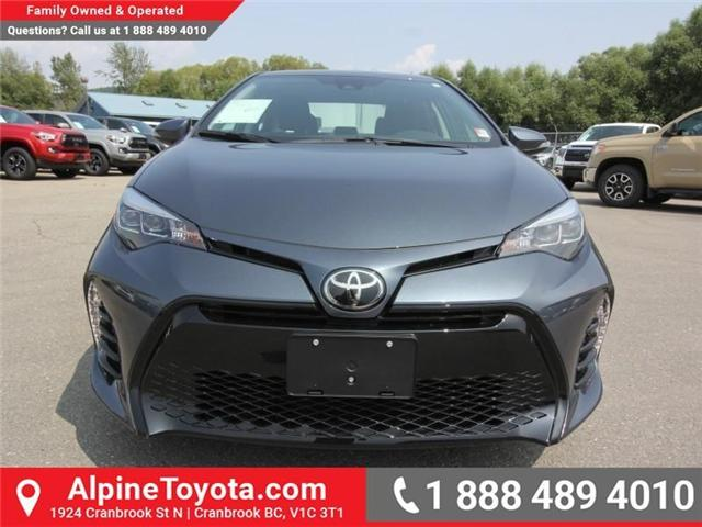 2019 Toyota Corolla SE (Stk: C138687) in Cranbrook - Image 8 of 16