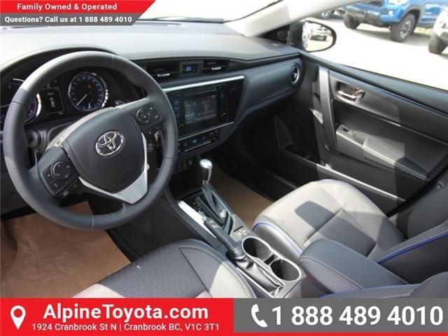 2019 Toyota Corolla SE (Stk: C138687) in Cranbrook - Image 9 of 16