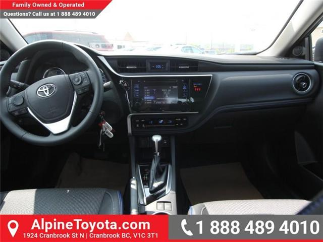 2019 Toyota Corolla SE (Stk: C138687) in Cranbrook - Image 10 of 16