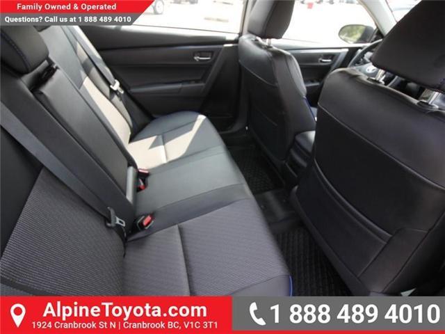 2019 Toyota Corolla SE (Stk: C138687) in Cranbrook - Image 12 of 16