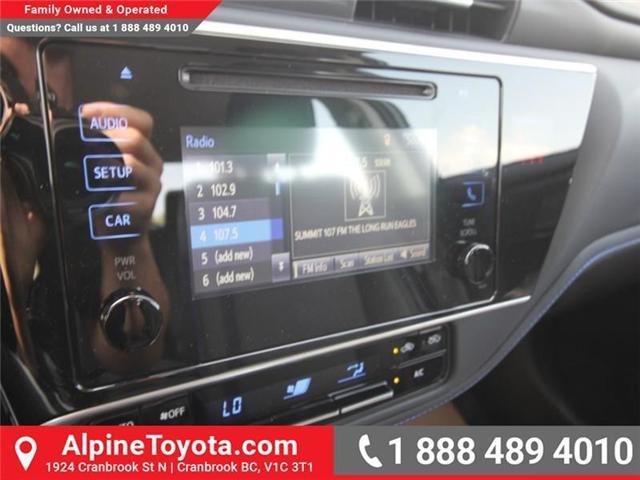 2019 Toyota Corolla SE (Stk: C138687) in Cranbrook - Image 13 of 16