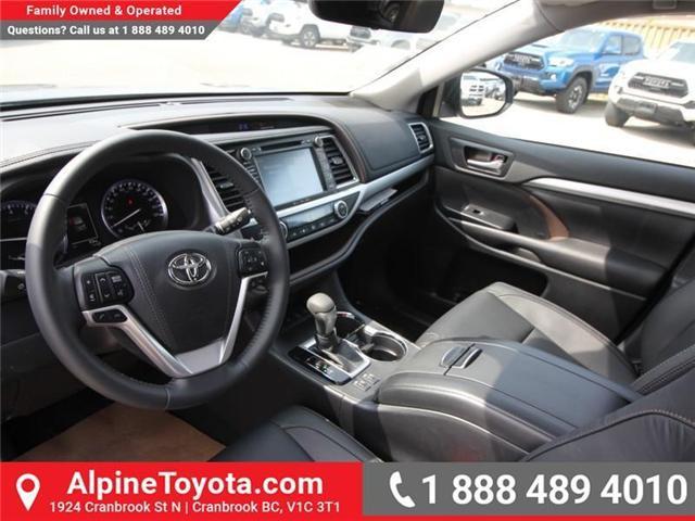 2018 Toyota Highlander LE (Stk: S552909) in Cranbrook - Image 8 of 17