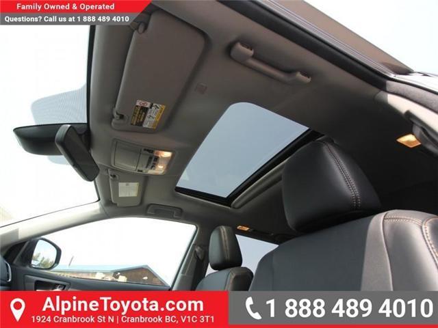 2018 Toyota Highlander LE (Stk: S552909) in Cranbrook - Image 14 of 17