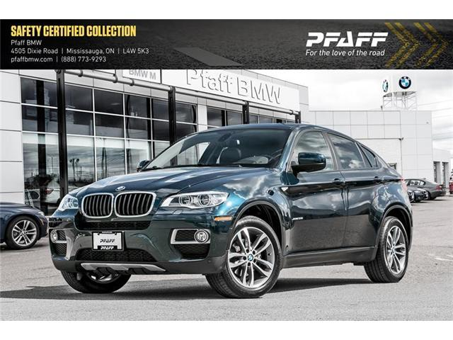 2014 BMW X6 xDrive35i (Stk: 21024A) in Mississauga - Image 1 of 18