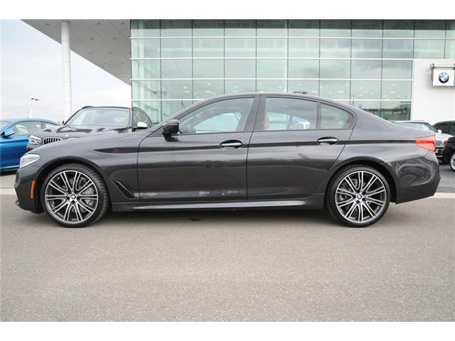 2018 BMW 540 i xDrive (Stk: 8D53582) in Brampton - Image 2 of 12