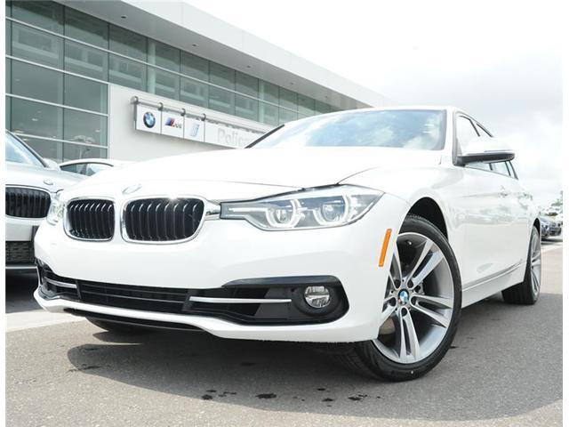 2018 BMW 330 i xDrive (Stk: 8M31841) in Brampton - Image 1 of 12