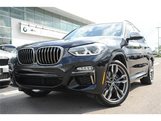 2018 BMW X3 M40i (Stk: 8Z01171) in Brampton - Image 1 of 13