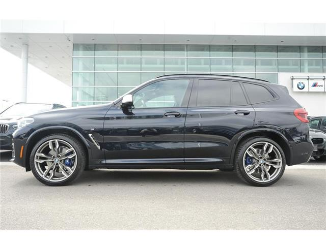 2018 BMW X3 M40i (Stk: 8Z01279) in Brampton - Image 2 of 12