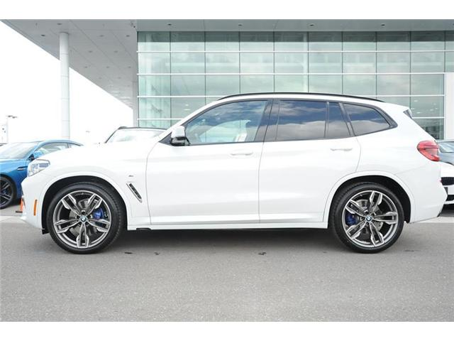 2018 BMW X3 M40i (Stk: 8Z01316) in Brampton - Image 2 of 12