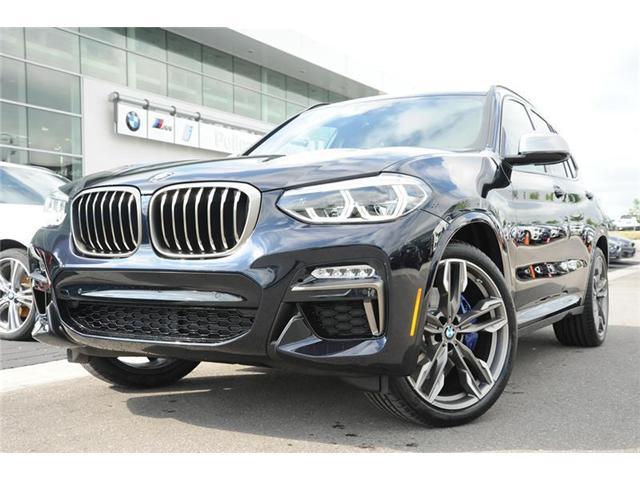 2018 BMW X3 M40i (Stk: 8Z01317) in Brampton - Image 1 of 13
