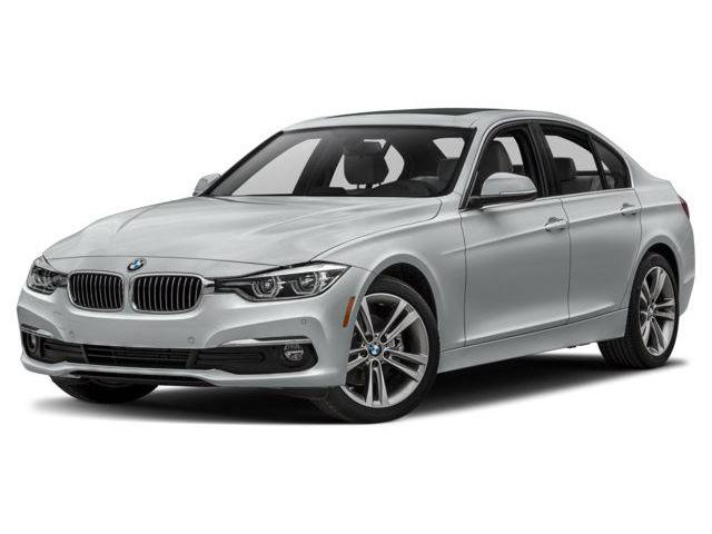 2018 BMW 328d xDrive (Stk: N18923) in Thornhill - Image 1 of 9