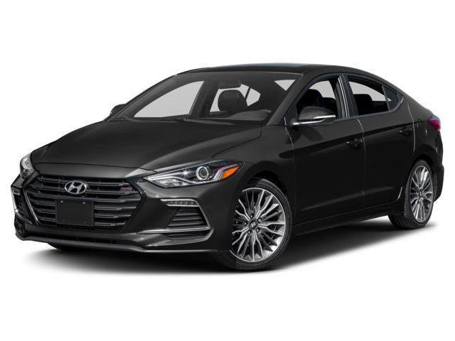 2018 Hyundai Elantra Sport (Stk: EL86942) in Edmonton - Image 1 of 11