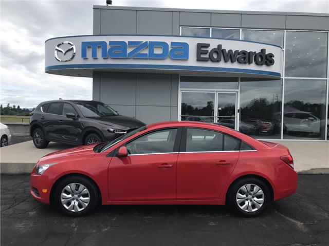 2014 Chevrolet Cruze 1LT (Stk: 21312) in Pembroke - Image 1 of 9