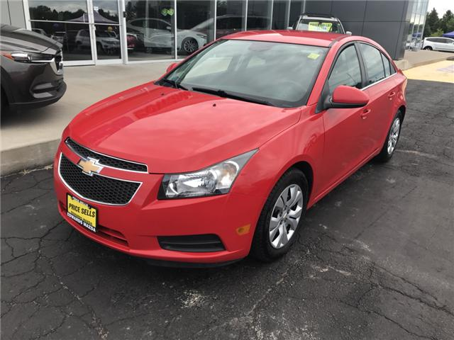 2014 Chevrolet Cruze 1LT (Stk: 21312) in Pembroke - Image 2 of 9