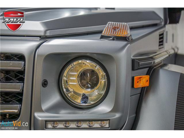 2017 Mercedes-Benz G-Class  (Stk: ) in Oakville - Image 14 of 37