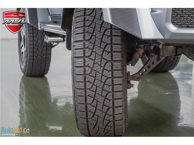 2017 Mercedes-Benz G-Class  (Stk: ) in Oakville - Image 13 of 37