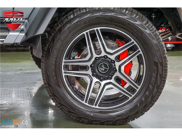 2017 Mercedes-Benz G-Class  (Stk: ) in Oakville - Image 12 of 37