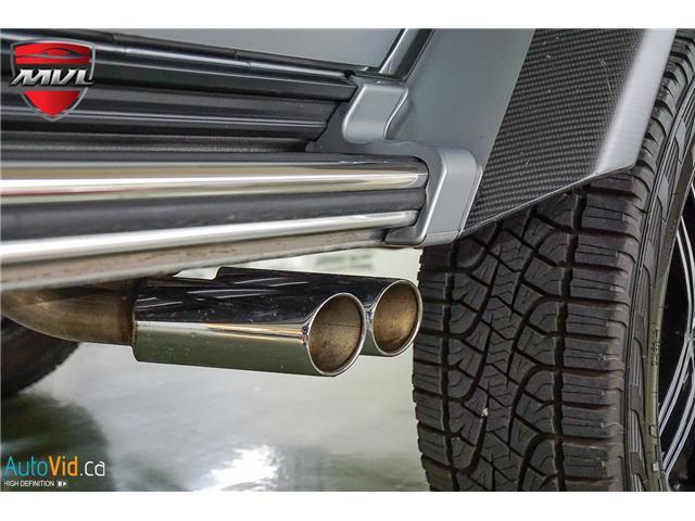 2017 Mercedes-Benz G-Class  (Stk: ) in Oakville - Image 16 of 37