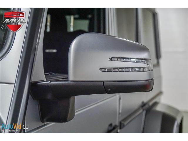 2017 Mercedes-Benz G-Class  (Stk: ) in Oakville - Image 19 of 37