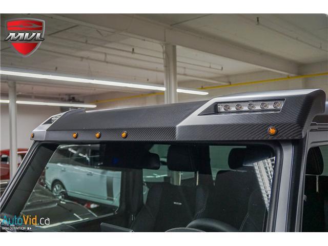 2017 Mercedes-Benz G-Class  (Stk: ) in Oakville - Image 20 of 37