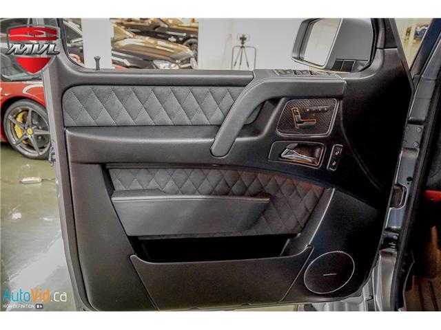 2017 Mercedes-Benz G-Class  (Stk: ) in Oakville - Image 25 of 37