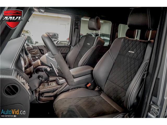 2017 Mercedes-Benz G-Class  (Stk: ) in Oakville - Image 21 of 37