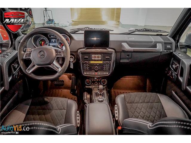 2017 Mercedes-Benz G-Class  (Stk: ) in Oakville - Image 24 of 37