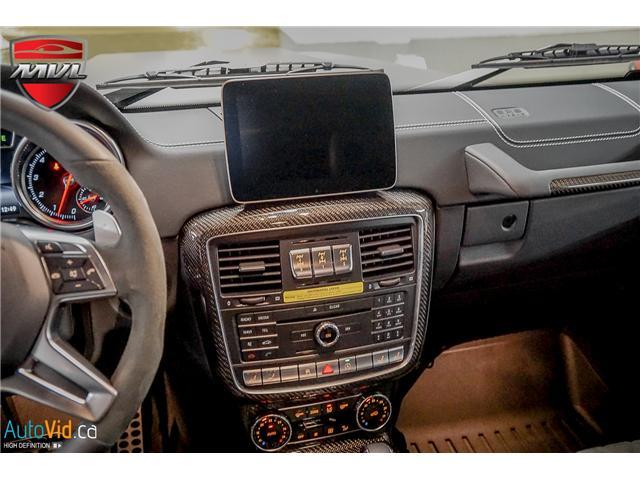 2017 Mercedes-Benz G-Class  (Stk: ) in Oakville - Image 28 of 37