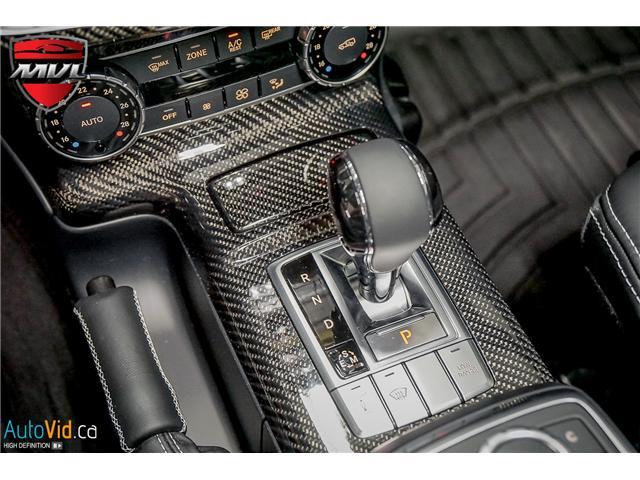 2017 Mercedes-Benz G-Class  (Stk: ) in Oakville - Image 33 of 37