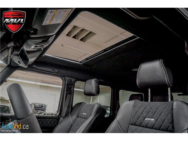 2017 Mercedes-Benz G-Class  (Stk: ) in Oakville - Image 23 of 37